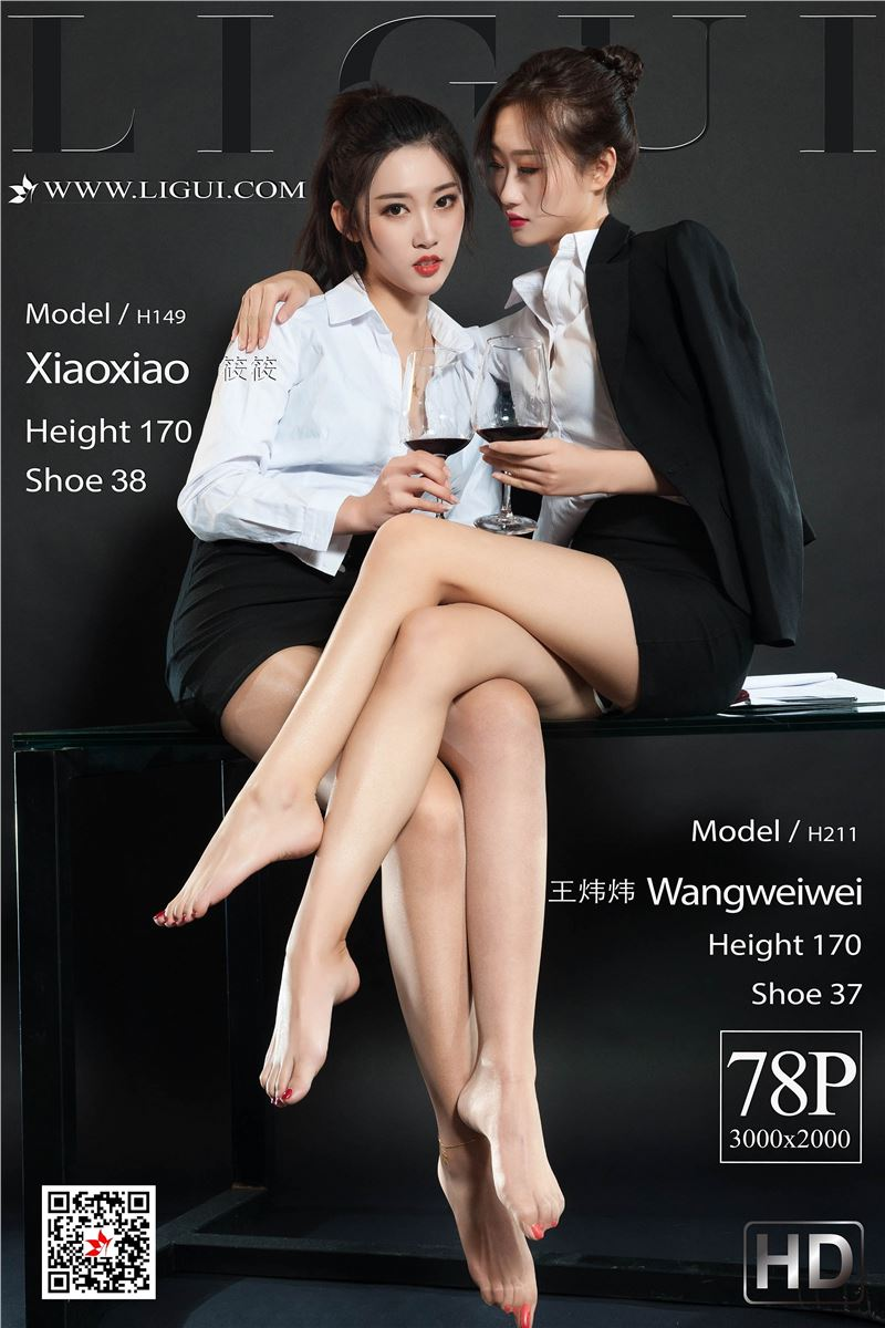 [Ligui丽柜]2018.12.20 Model 王炜炜