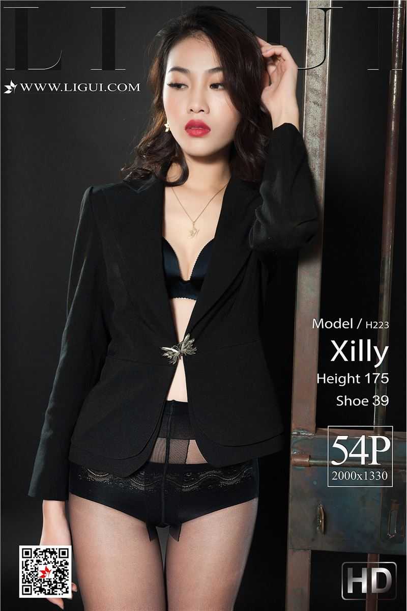 [Ligui丽柜]2018.12.02 Model Xilly