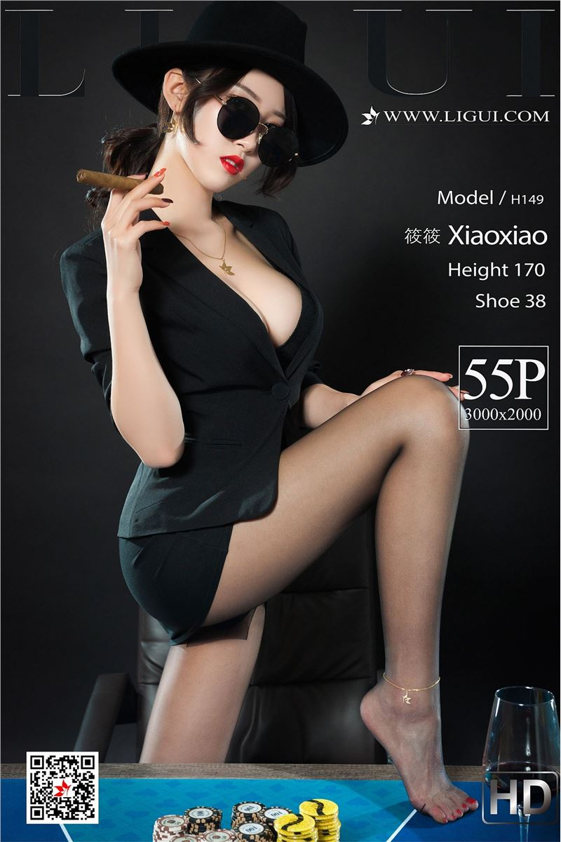 [Ligui丽柜]2018.11.19 Model 筱筱