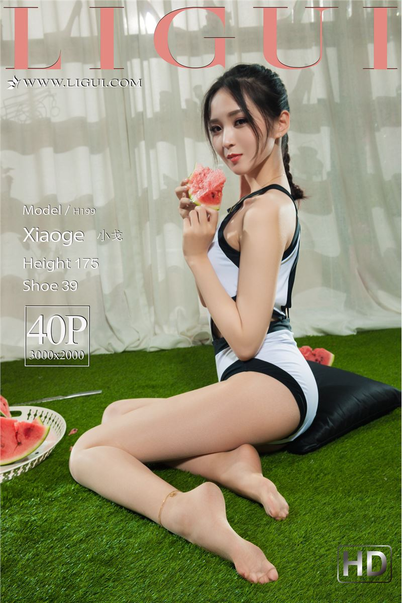 [Ligui丽柜]2018.11.12 网络丽人 Model 小戈