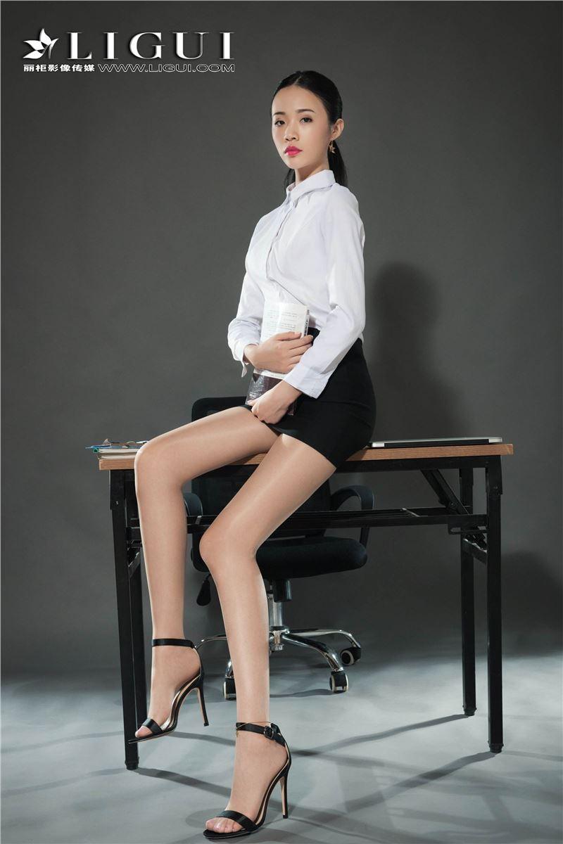 [Ligui丽柜]2018.09.12 网络丽人 Model 韩羽