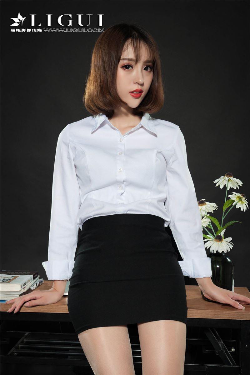 [Ligui丽柜]2018.09.03 网络丽人 Model 孙千琪