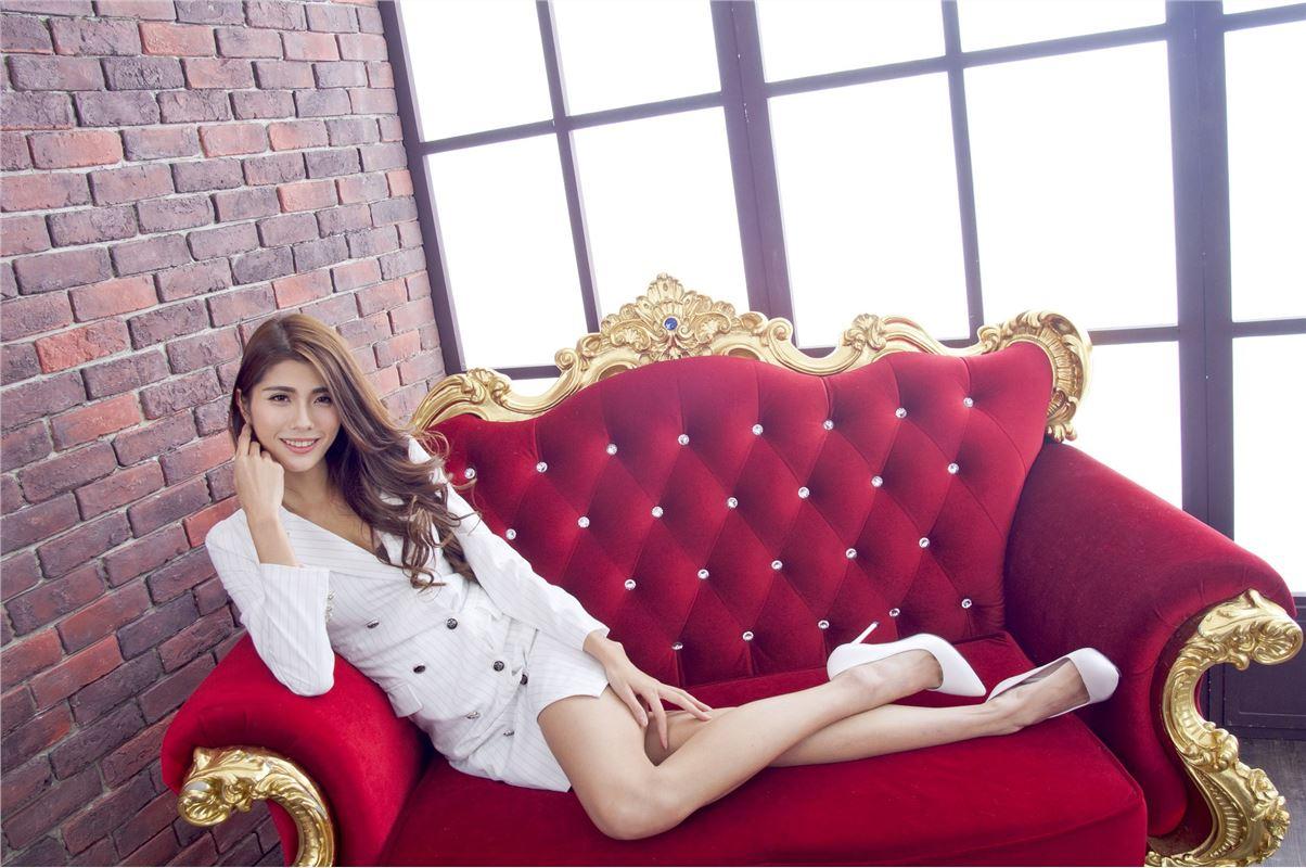 [Beautyleg番外篇]Joanna林沐沐 棚子拍图