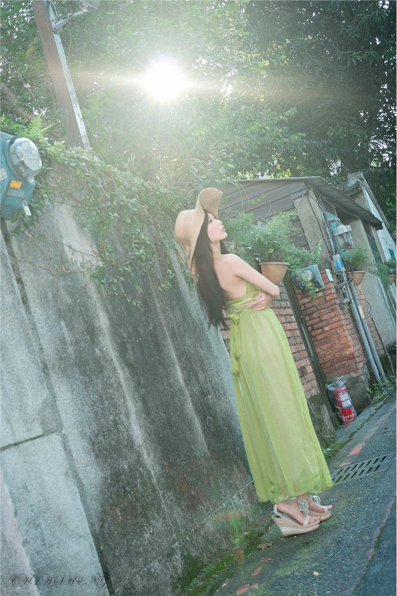 Beautyleg番外篇2015-03-29 张子瀞性_感时装外
