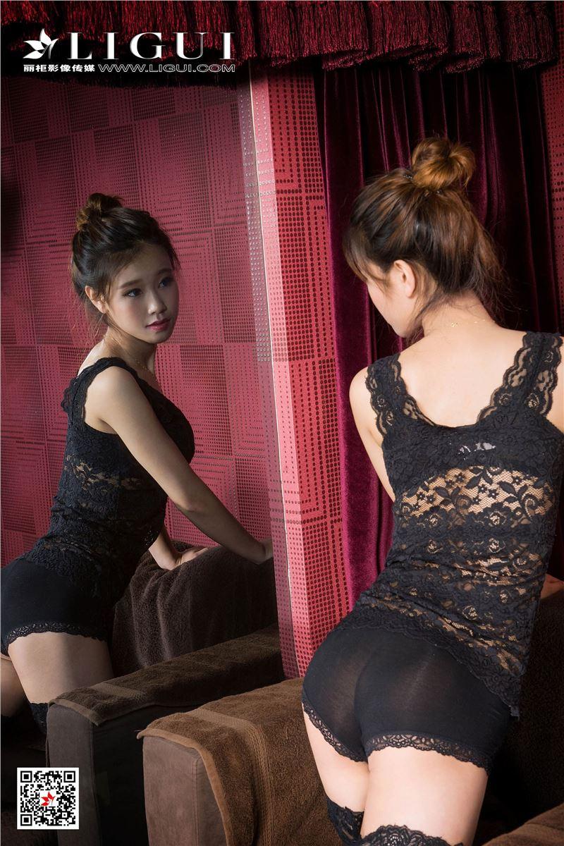 Ligui丽柜 2020.06.15 网络丽人 Model 语寒