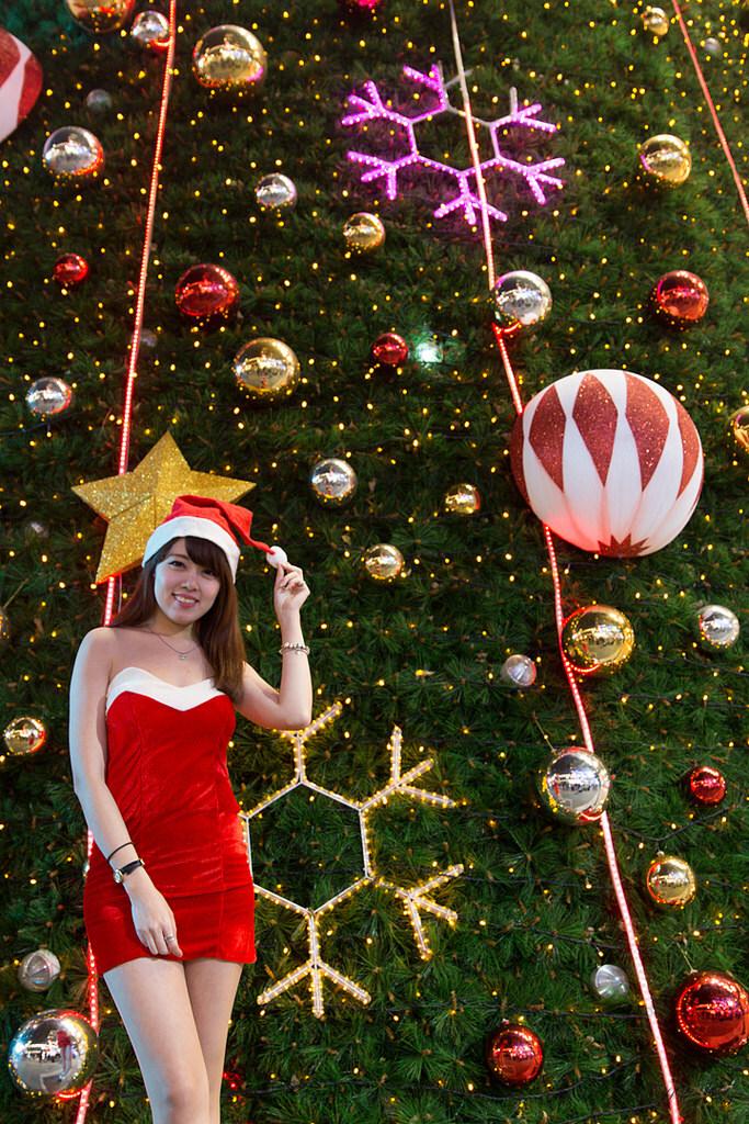 Beautyleg番外篇2014-12-14 小蛋圣誔夜拍