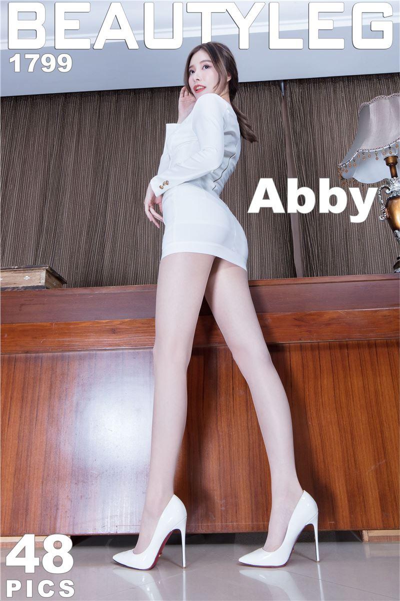 Beautyleg 2019.07.29 No.1799 Abby
