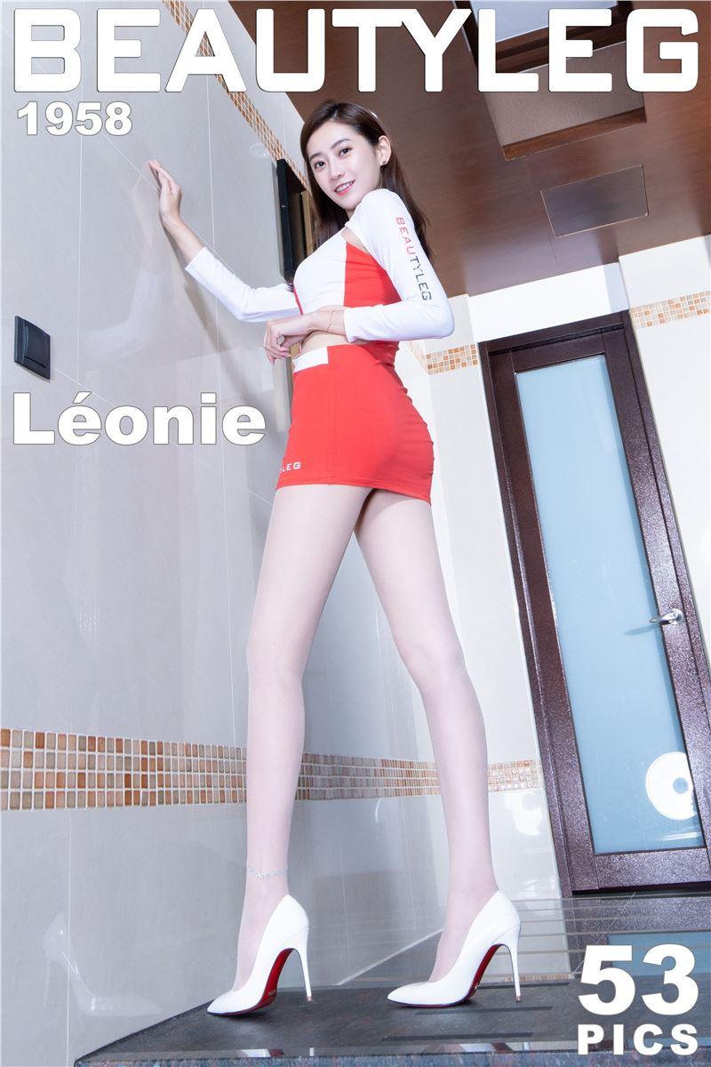 Beautyleg 2020.08.12 No.1958 Leonie
