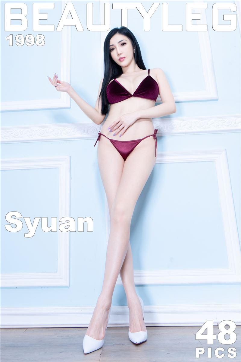 Beautyleg 2020.11.13 No.1998 Syuan