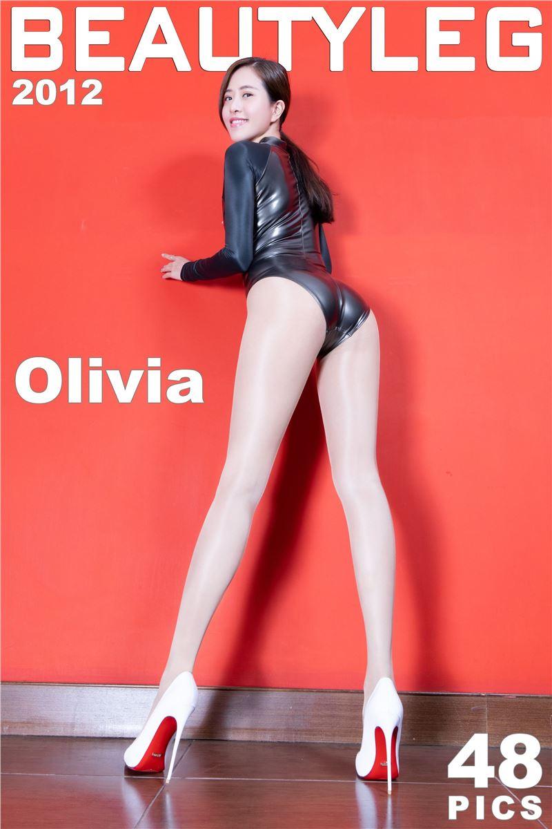 Beautyleg 2020.12.16 No.2012 Olivia
