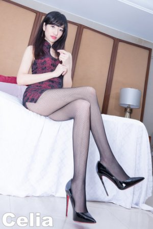 Celia [Beautyleg]HD高清影片 2019.06.18 No.968